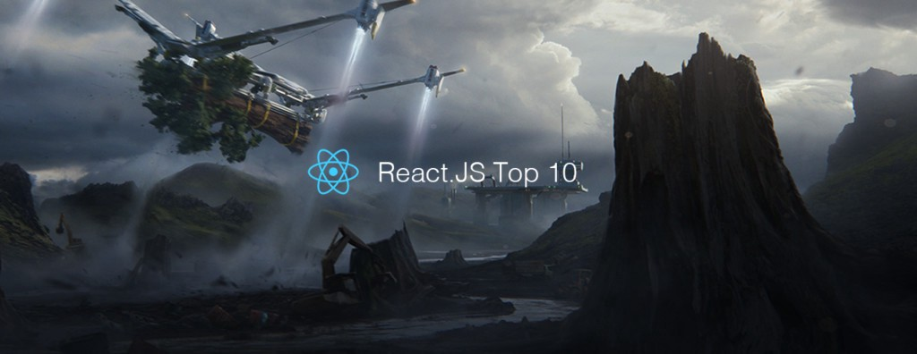 React.js Top 10 Articles for the Past Month (v.Nov 2018)
