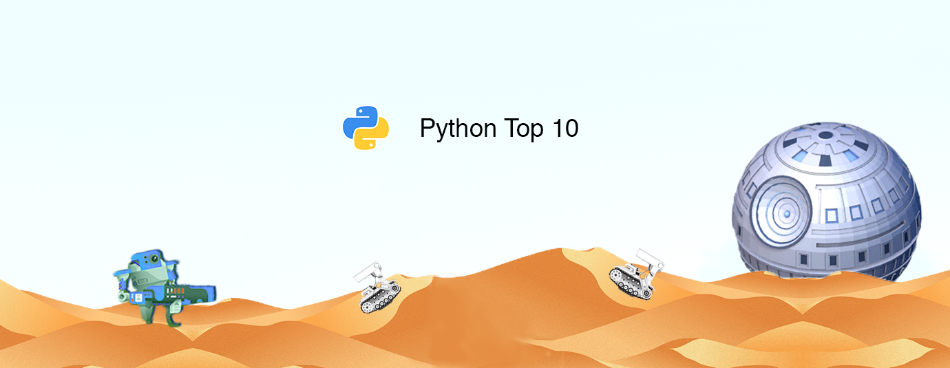 Python Top 10 Articles for the Past Month (v.Feb 2018)