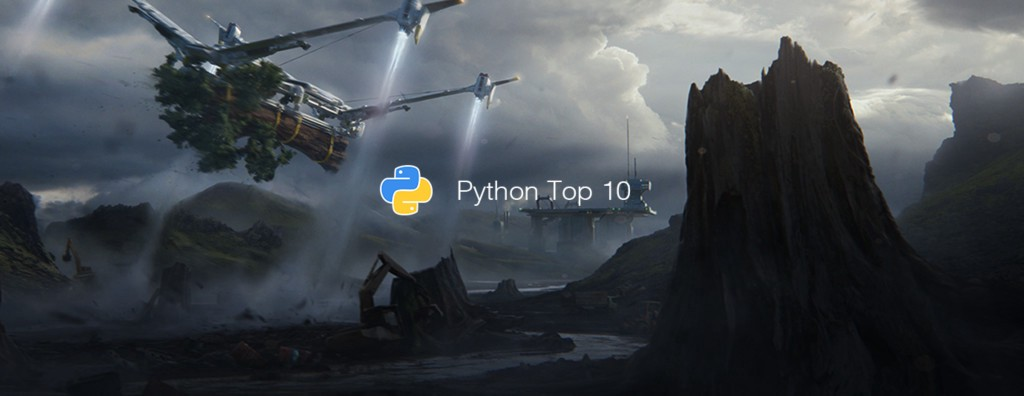 Python Top 10 Articles for the Past Month (v.Nov 2018)