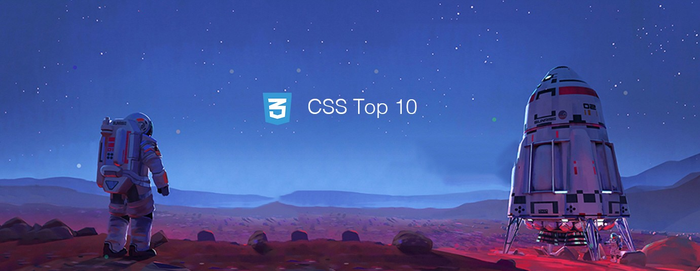 CSS Top 10 Articles for the Past Month (v.May 2018)