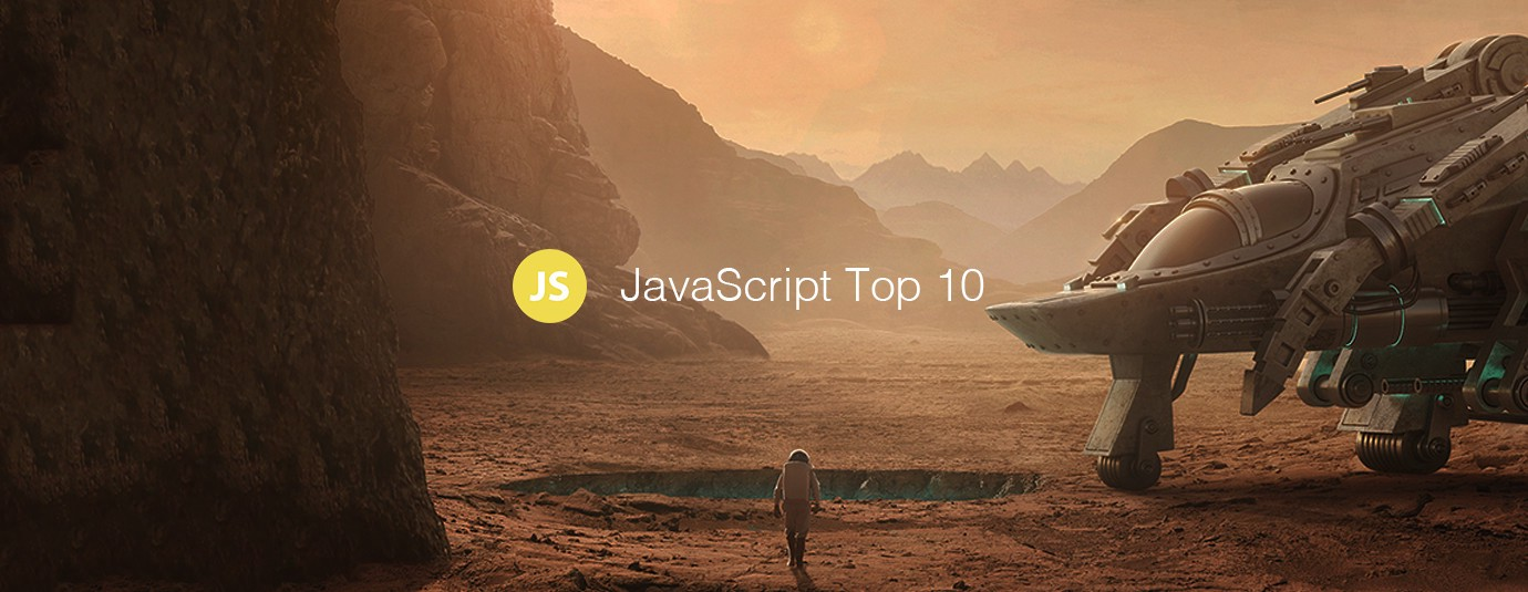 JavaScript Top 10 Articles for the Past Month (v.Oct 2018)