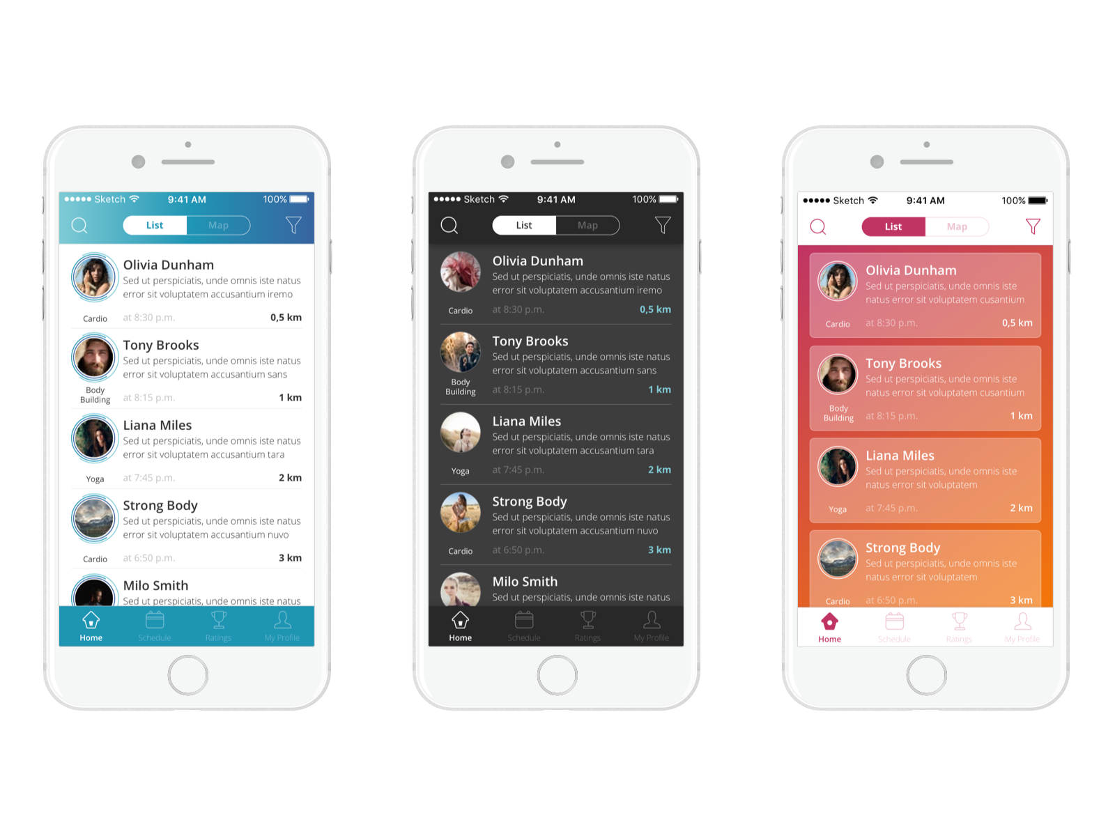 Case Study: Manuva. UX Design for Gym Fitness App. – UX Planet