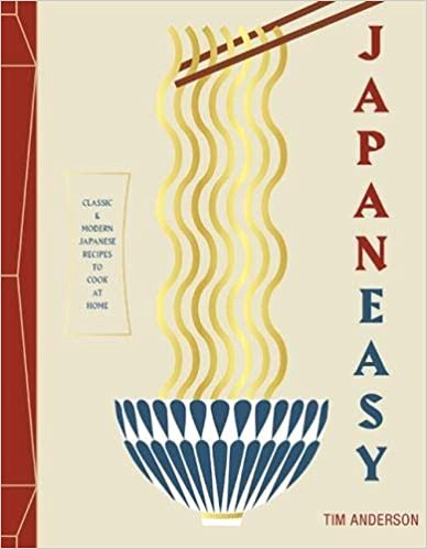 [Japaneasy: Classic and Modern Japanese Recipes to (Actually) Cook at Home](https://www.amazon.co.uk/Japaneasy-Classic-Japanese-Recipes-Actually/dp/1784881147)