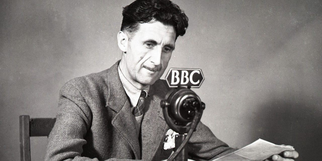 how to become a great writer george orwell personal growth medium