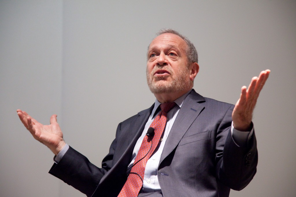 Robert Reich. Image via Creative Commons.