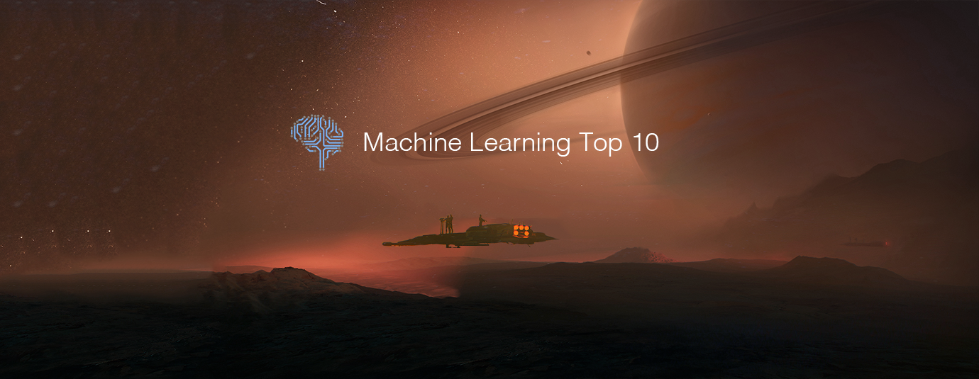 Machine Learning Top 10 Articles for the Past Month (v.Mar 2018)