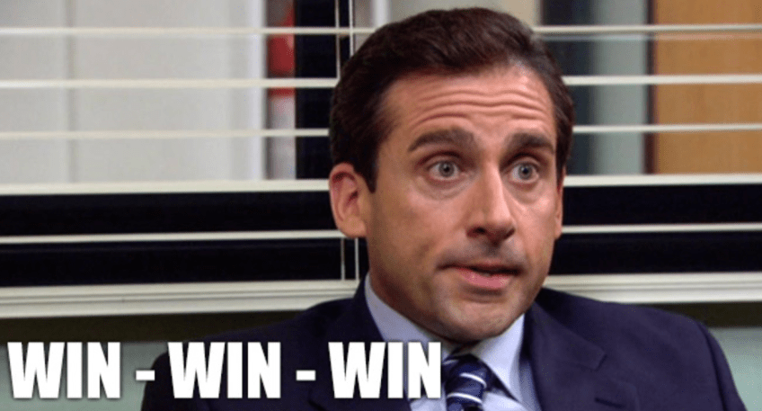 Michael Scott doesn't work at Scribd…fortunately?