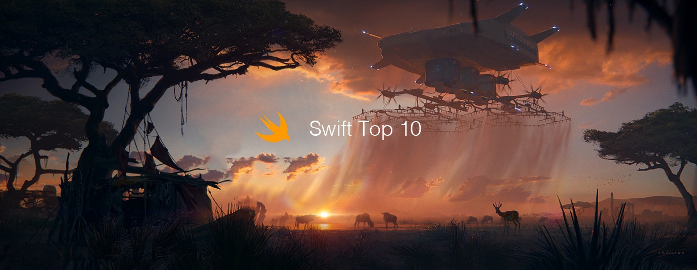 Swift Top 10 Articles for the Past Month (v.Sep 2018)