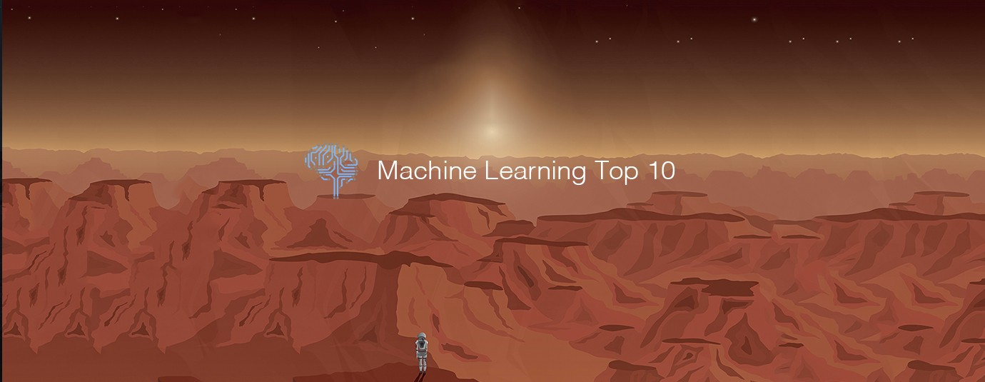 Machine Learning Top 10 Articles for the Past Month (v.July 2018)