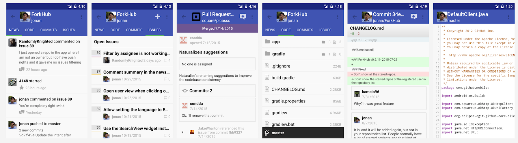 How to Choose the Right Mobile App for Your GitHub Projects