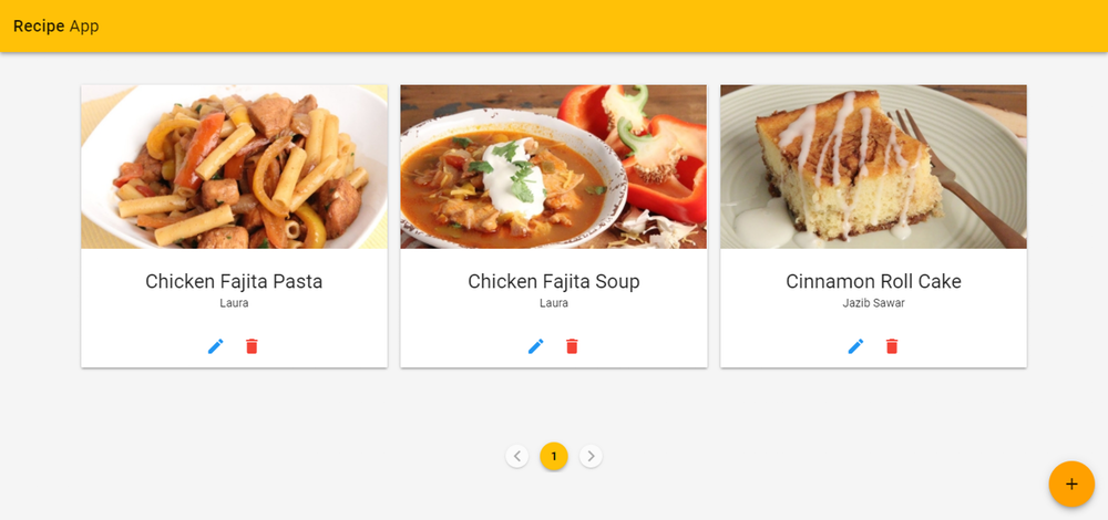 Deploy a vuejs recipes app in 3 steps hacker noon in this tutorial im going to show you how to create an elegant recipe app using vue2 vuex vuetify and cosmic jshackernoon forumfinder Gallery