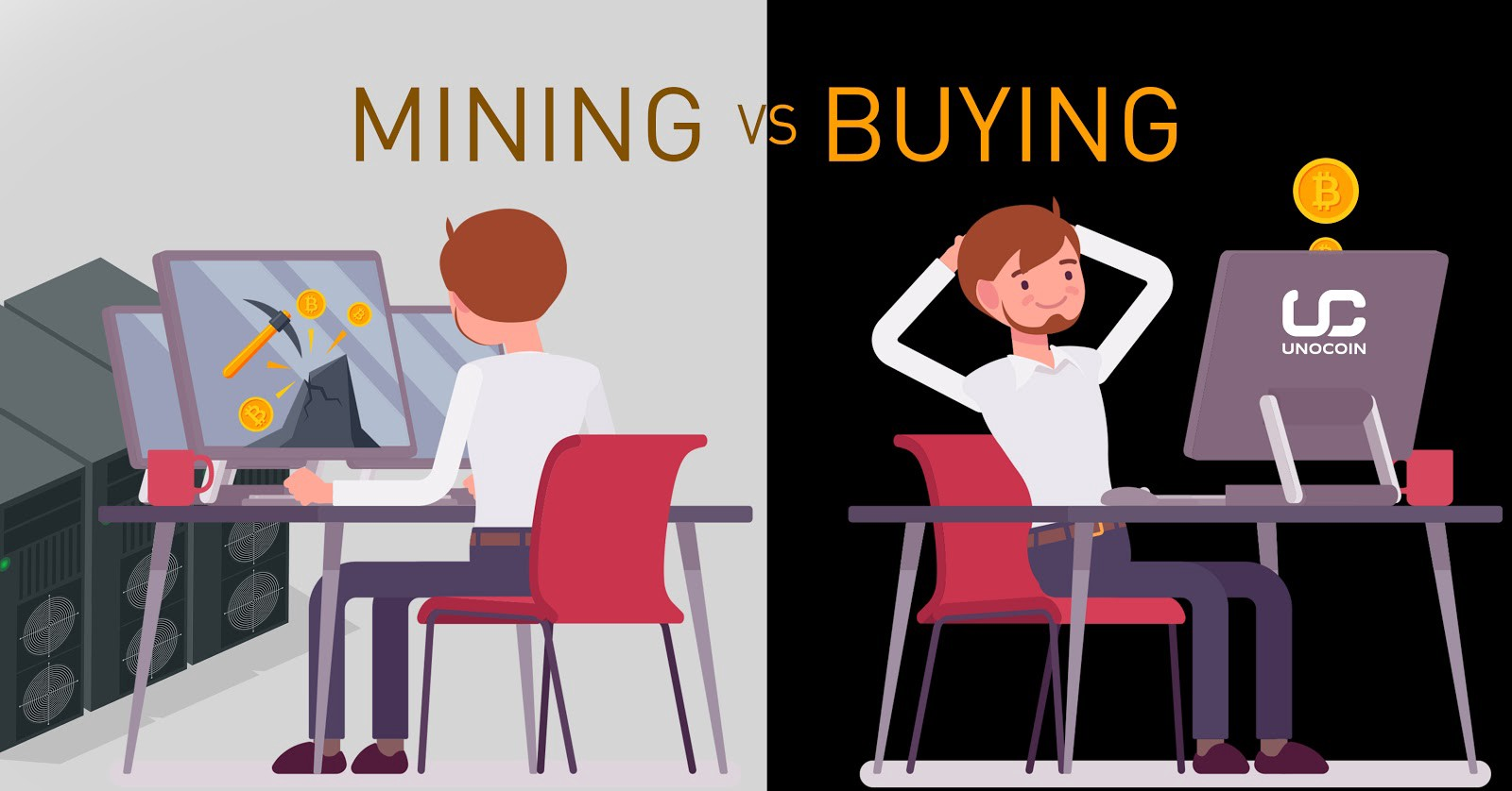 Bitcoins mining vs buying unocoin bitcoin mining vs buying ccuart Choice Image