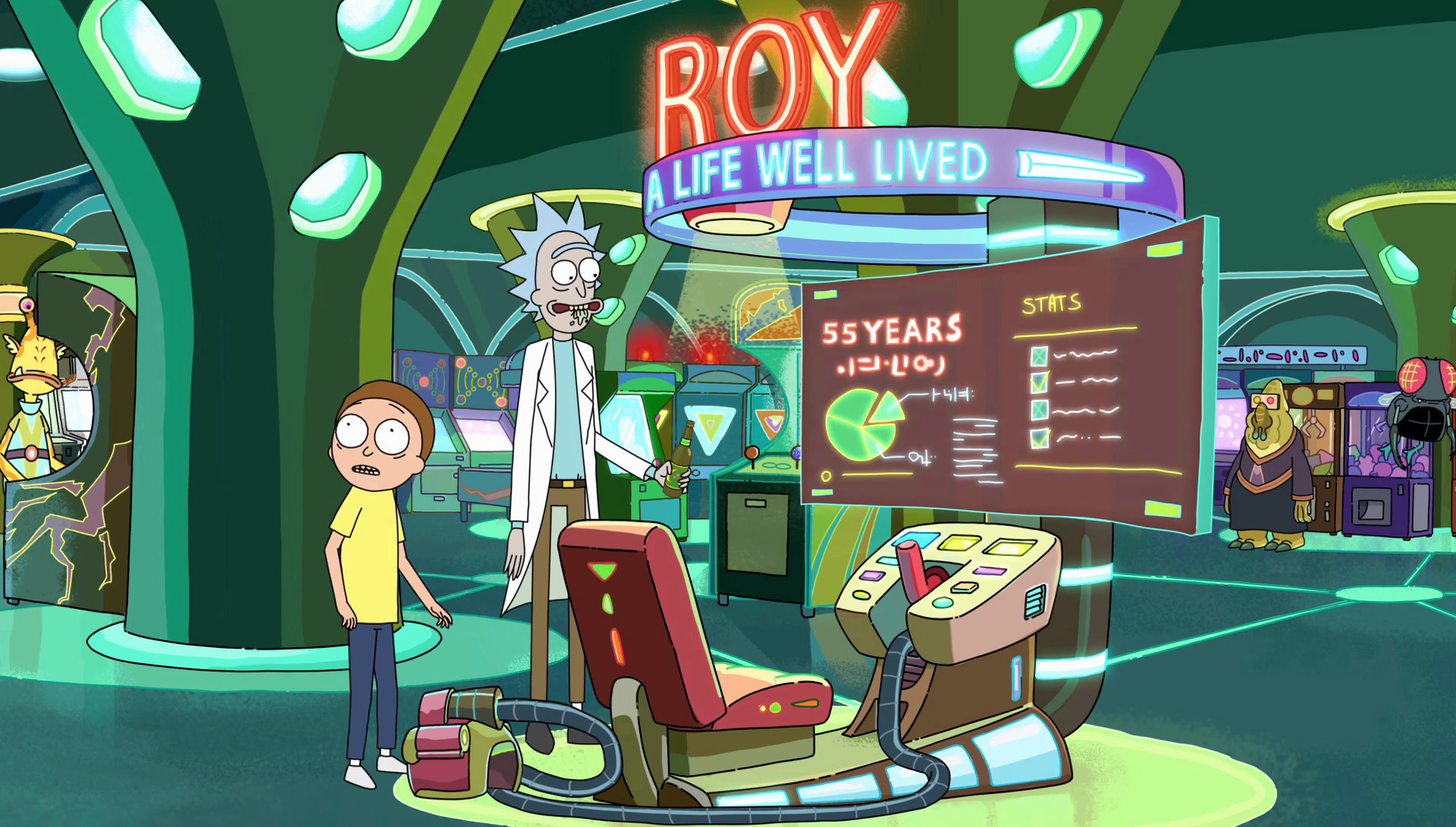 Yet One More Analytics Lesson From Rick & Morty – Creative Analytics