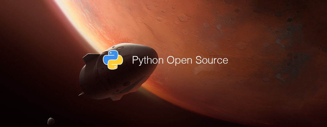 Python Open Source of the Month (v.Oct 2018)