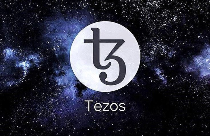 Tezos graphic