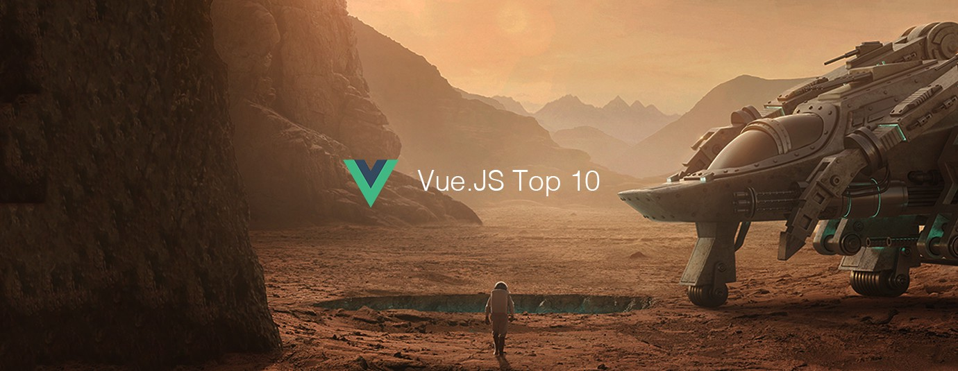 Vue.js Top 10 Articles for the Past Month (v.Oct 2018)