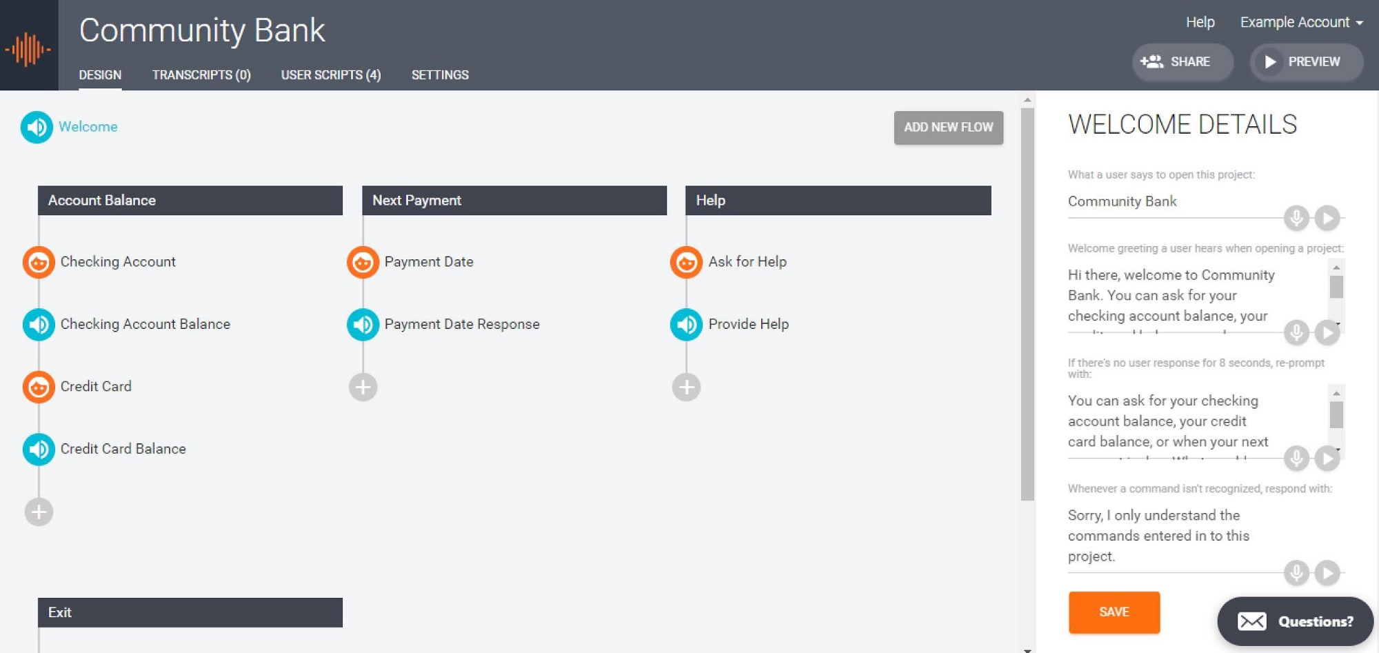 Designing A Vui Voice User Interface Ux Planet