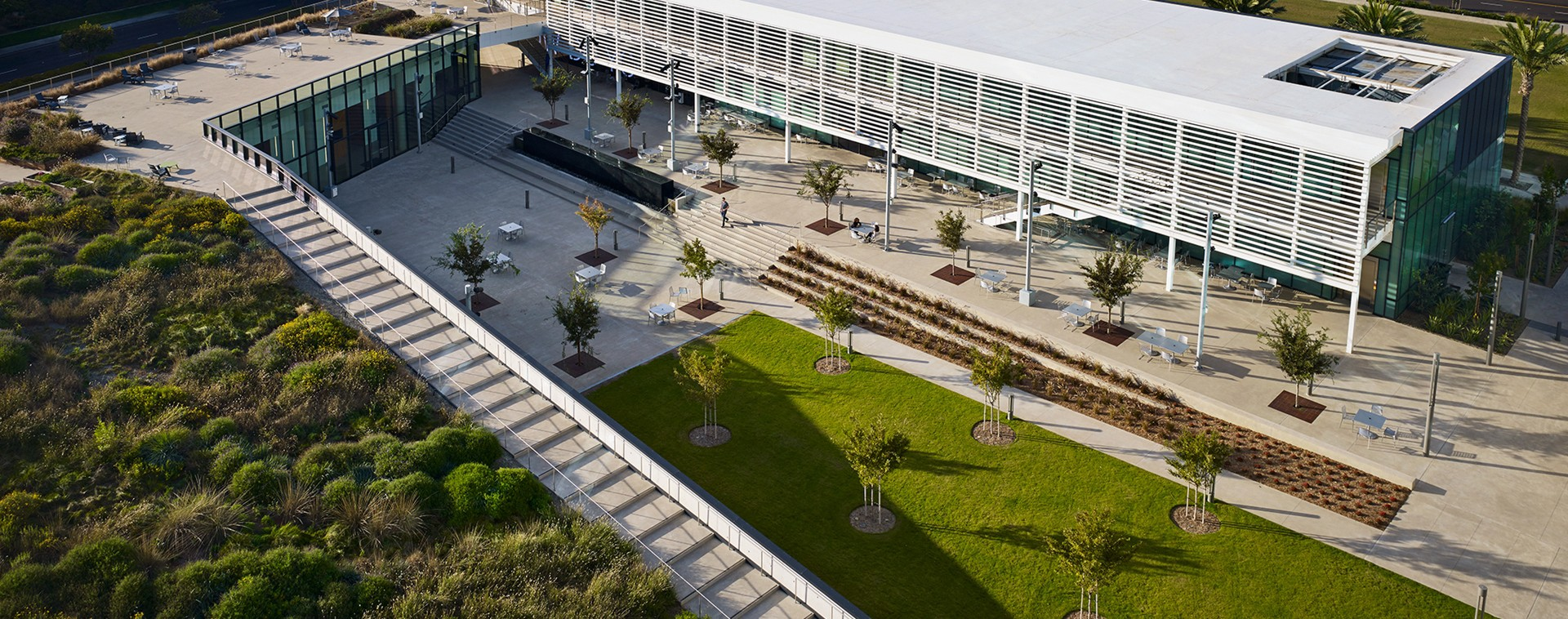 Serious Fun How Tech Companies Are Using Landscape Architects To Attract Talent