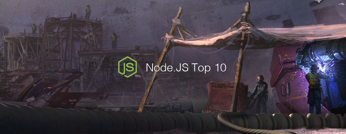 Node.js Top 10 Articles for the Past Month (v.Dec 2018)