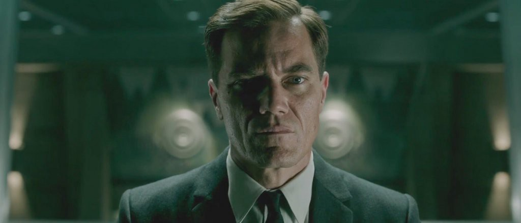 Michael Shannon in The Shape of Water