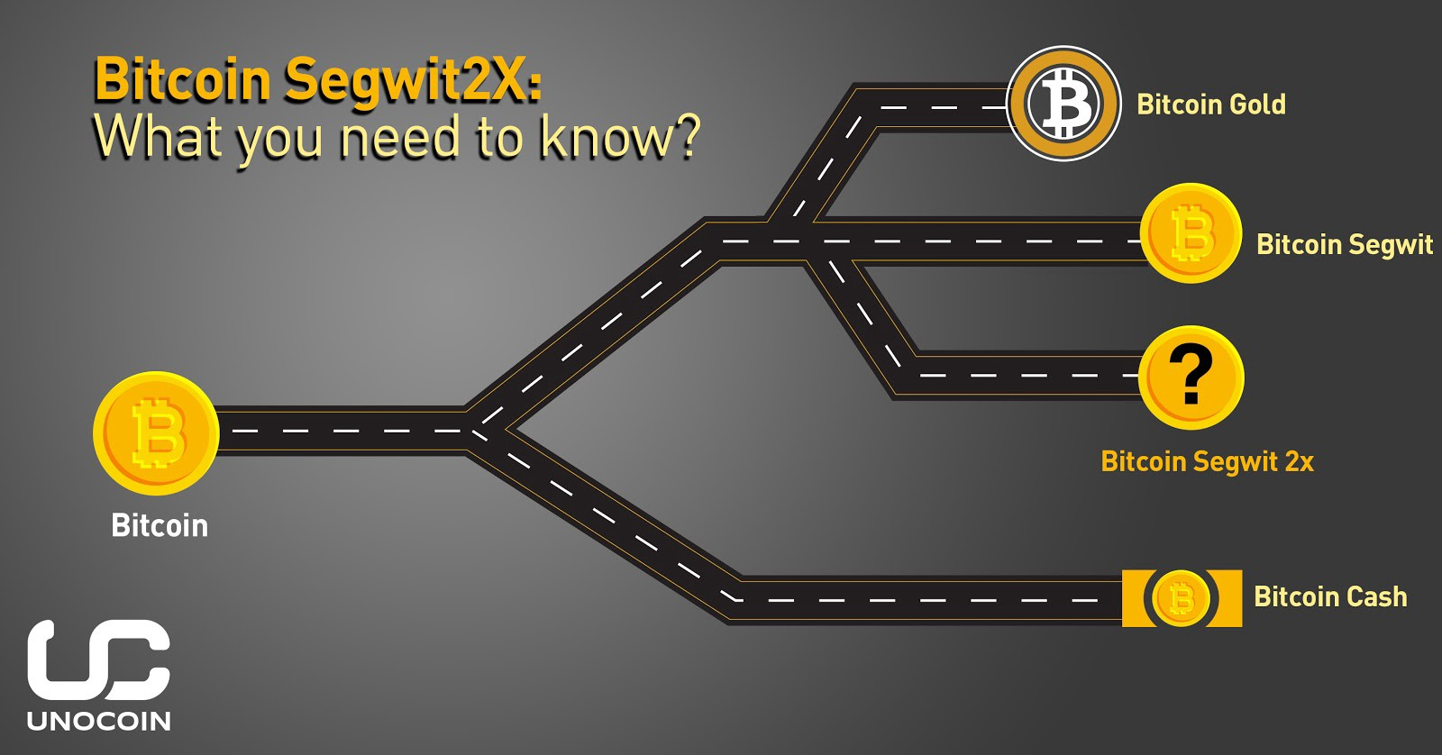 Bitcoin segwit2x what you need to know unocoin before mass adoption bitcoin has to undergo some changes ccuart Image collections