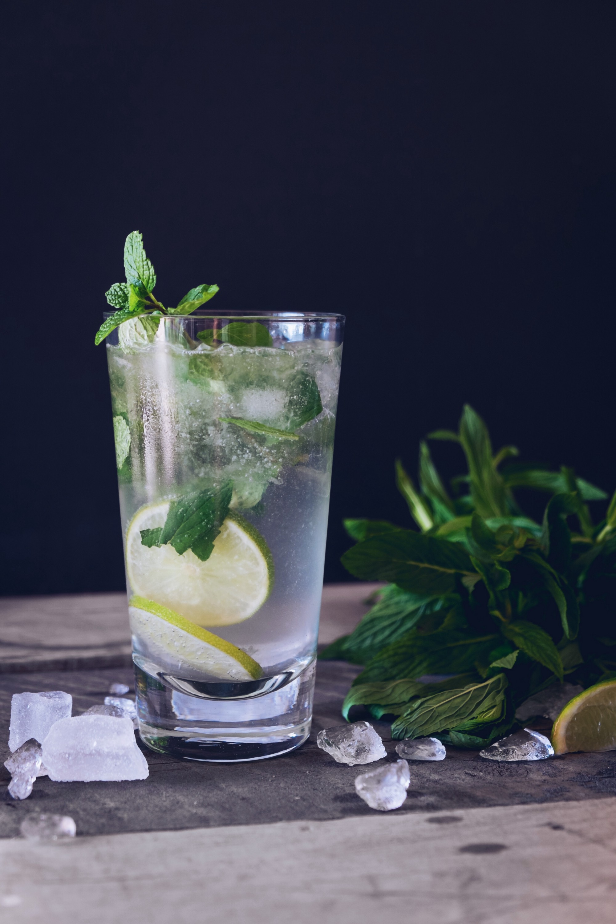 Sparkling Lime-Mint Quencher images