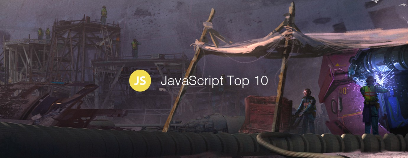 JavaScript Top 10 Articles for the Past Month (v.Dec 2018)
