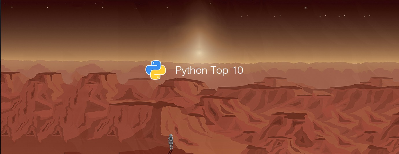 Python Top 10 Articles for the Past Month (v.July 2018)