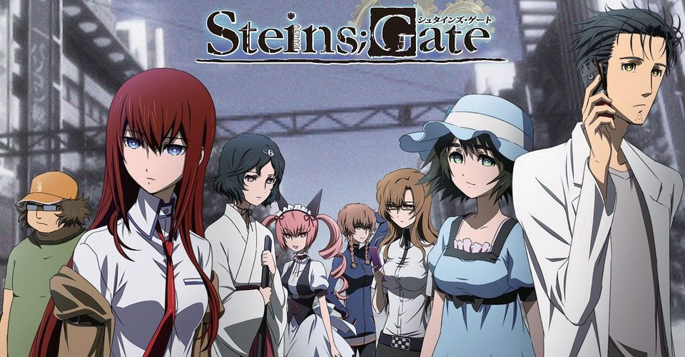[Steins Gate on Netflix](https://www.netflix.com/title/80005874)