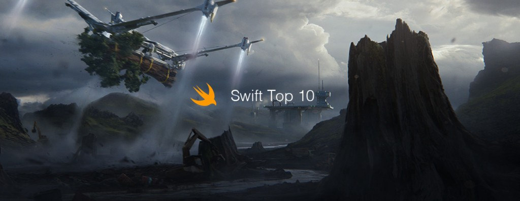Swift Top 10 Articles for the Past Month (v.Nov 2018)