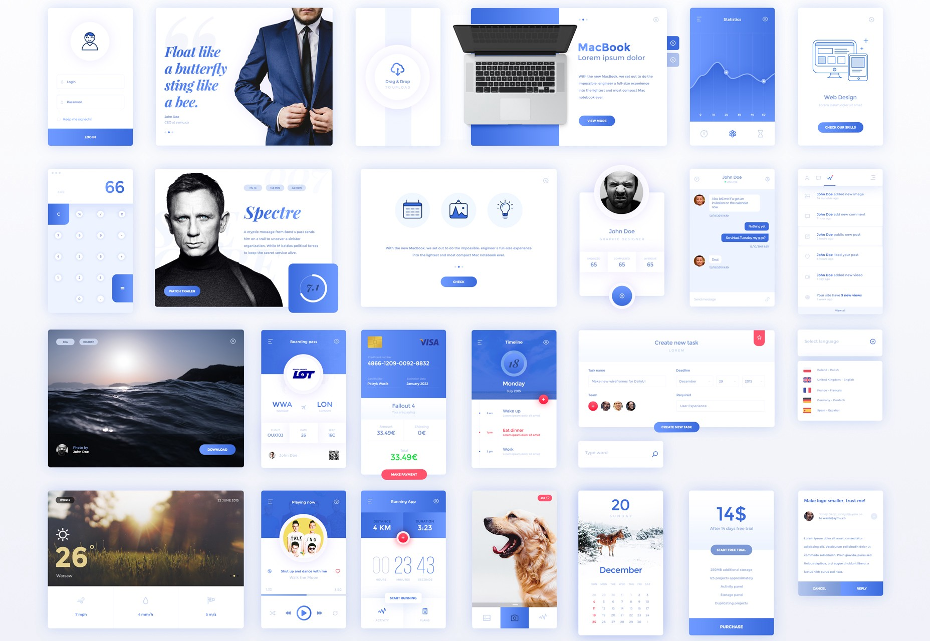 50+ fresh resources for designers, February 2016