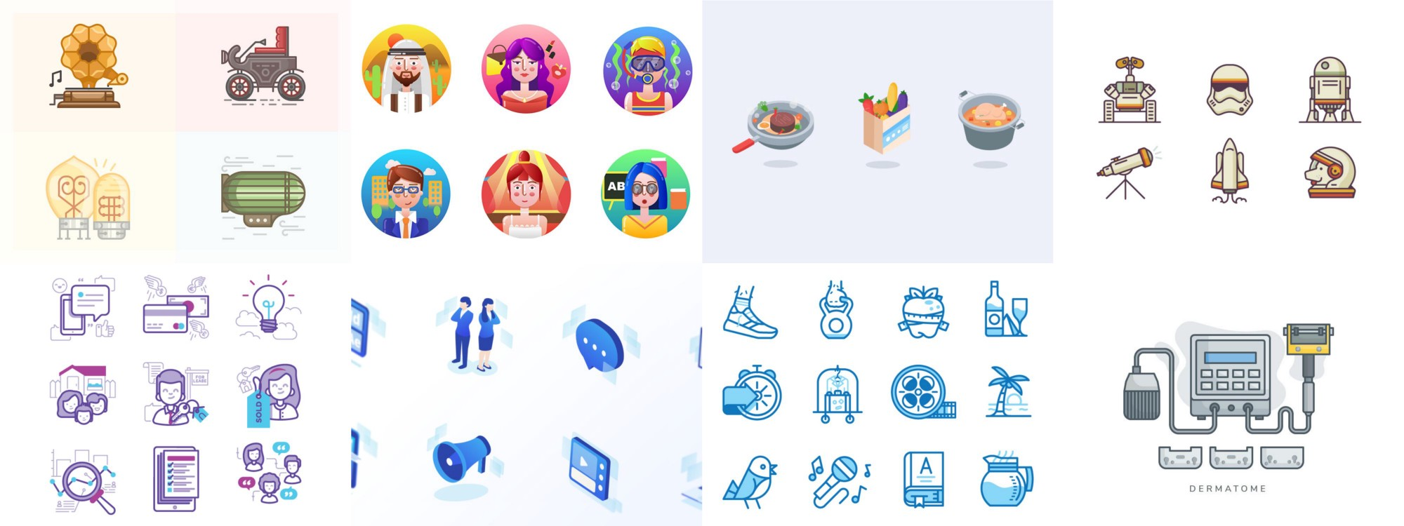 Heres Our Thirteen Article On Blog Series Icon Design Inspiration This Time Weve Picked 18 Best Shots Which Includes Really Good Icons And