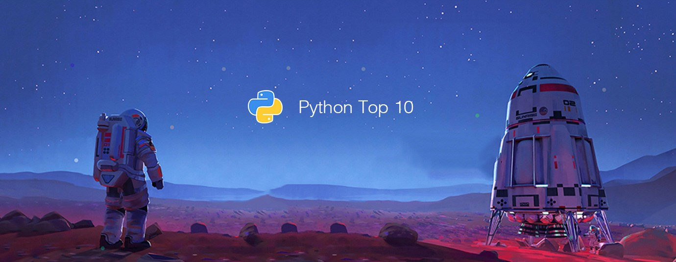 Python Top 10 Articles for the Past Month (v.May 2018)