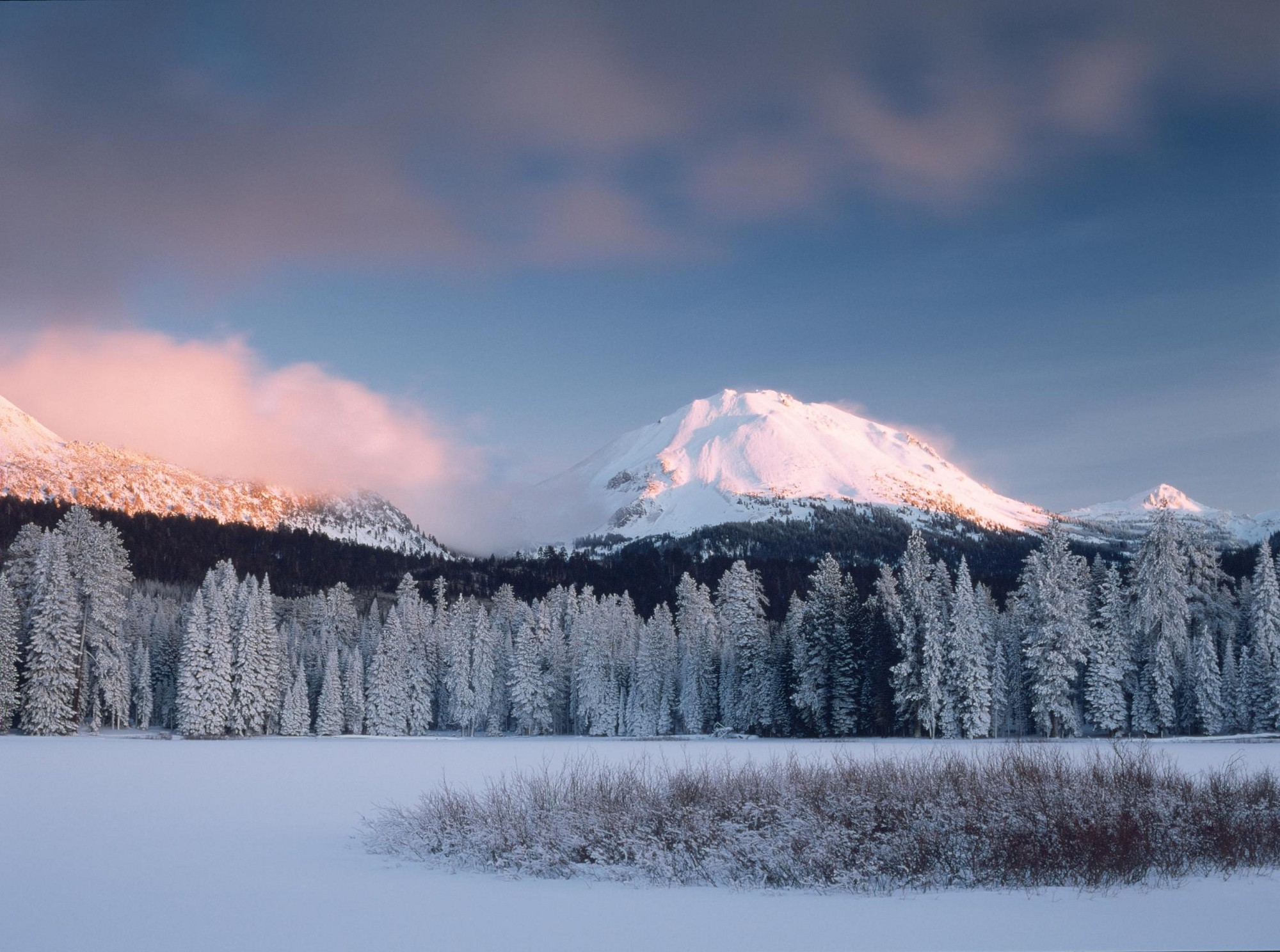 America S 20 Prettiest National Parks In Winter The