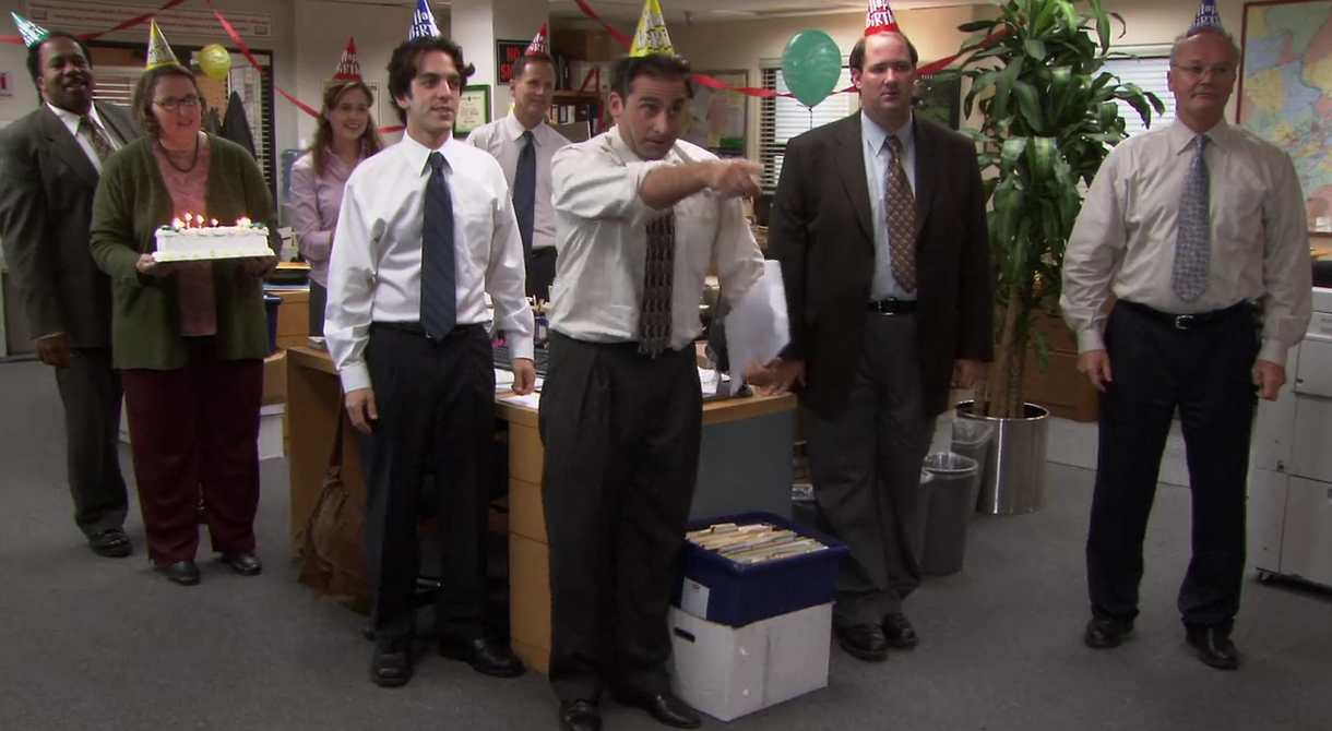 8 Lessons from The Office Party Planning Committee – Universe