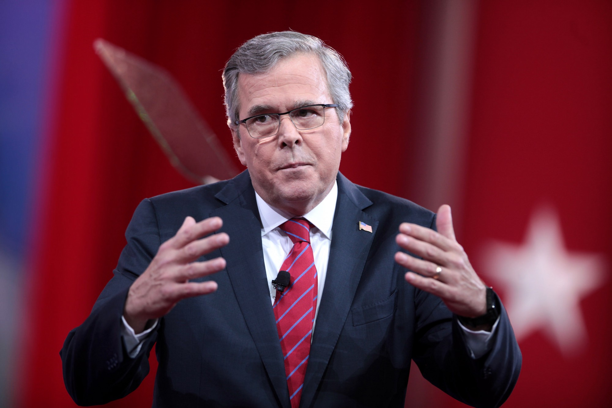 Jeb Bush Quotes Jeb Bush Is Sinking  New Fiction From Jeff Vandermeer