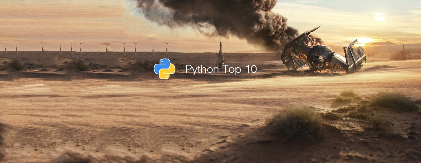 Python Top 10 Articles for the Past Month (v.Apr 2018)