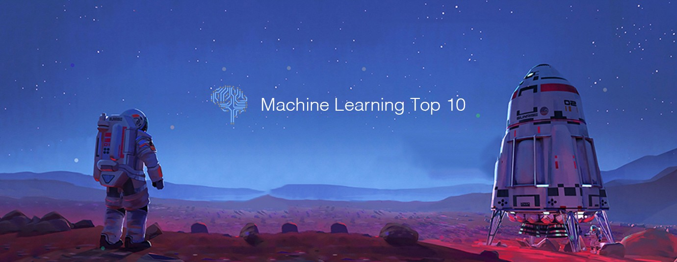 Machine Learning Top 10 Articles for the Past Month (v.May 2018)