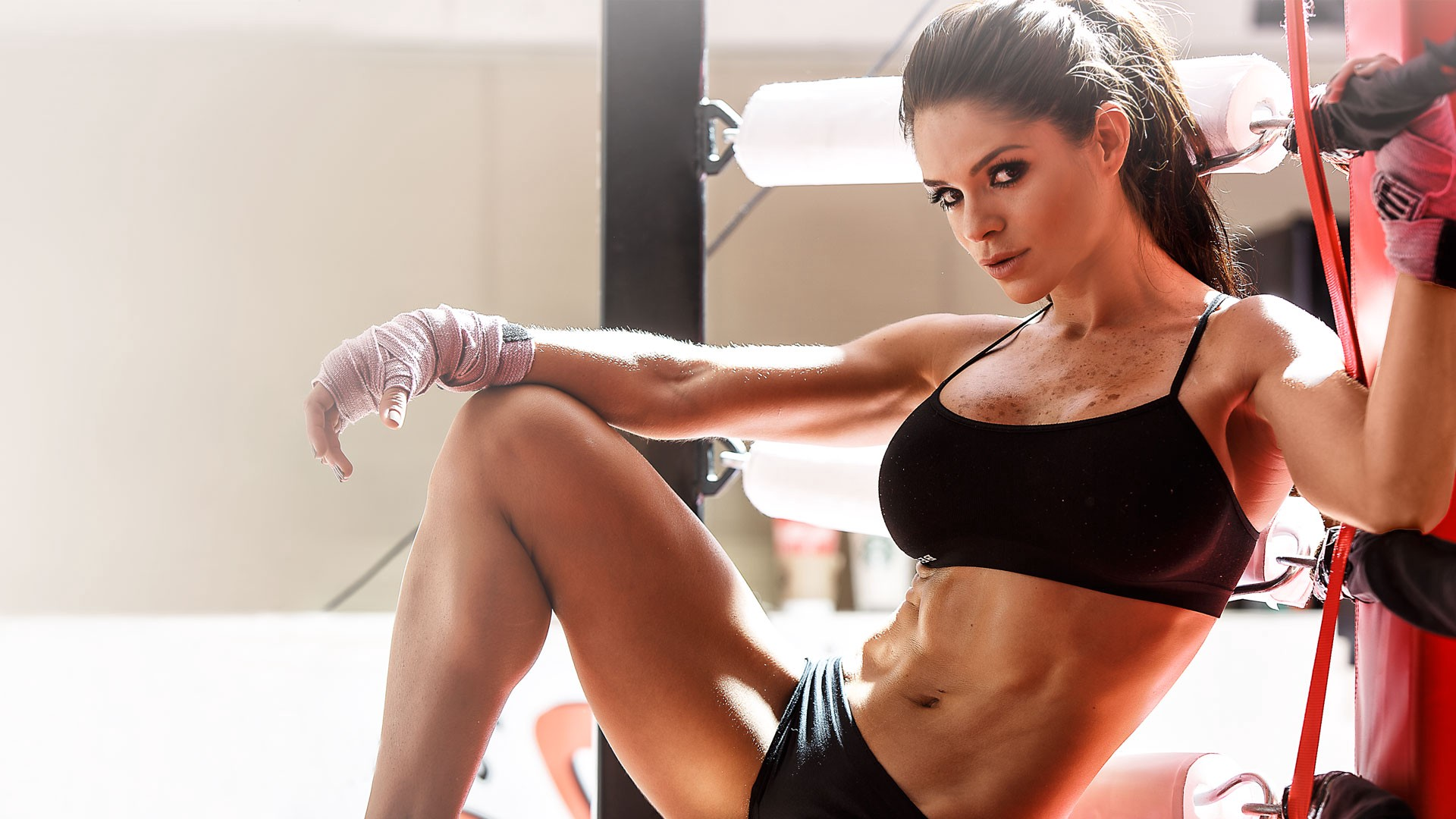 Michelle Lewin Joins The⚡heroes Family Emanuele