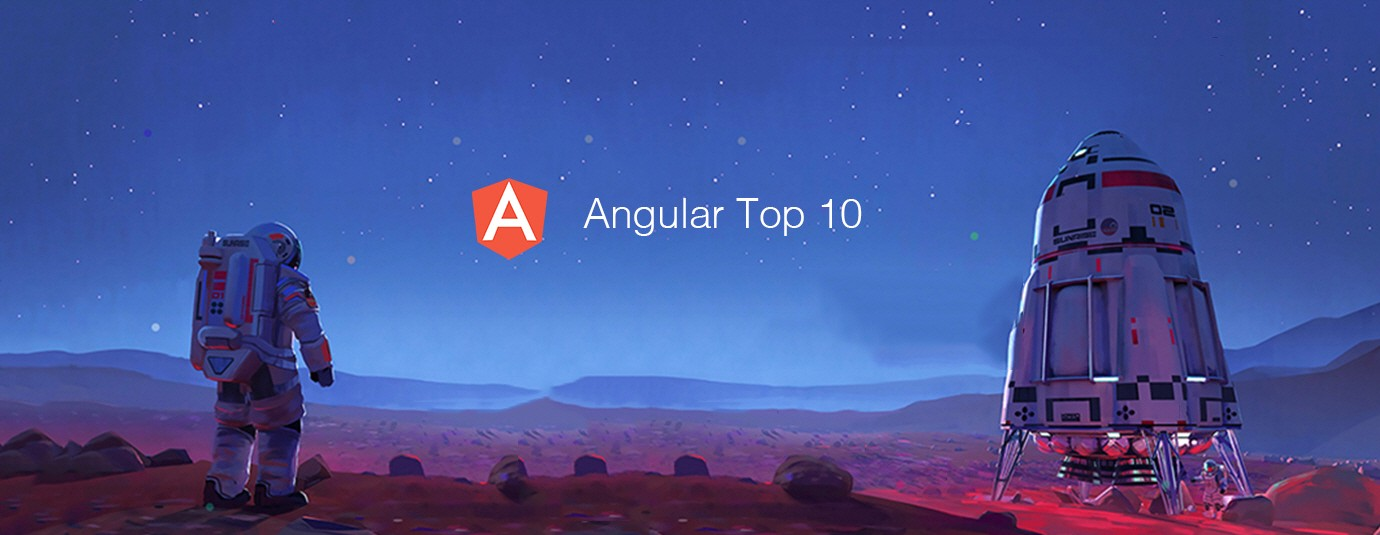 Angular Top 10 for the Past Month (v.May 2018)