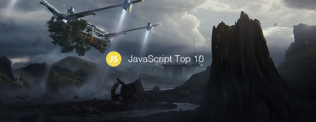 JavaScript Top 10 Articles for the Past Month (v.Nov 2018)