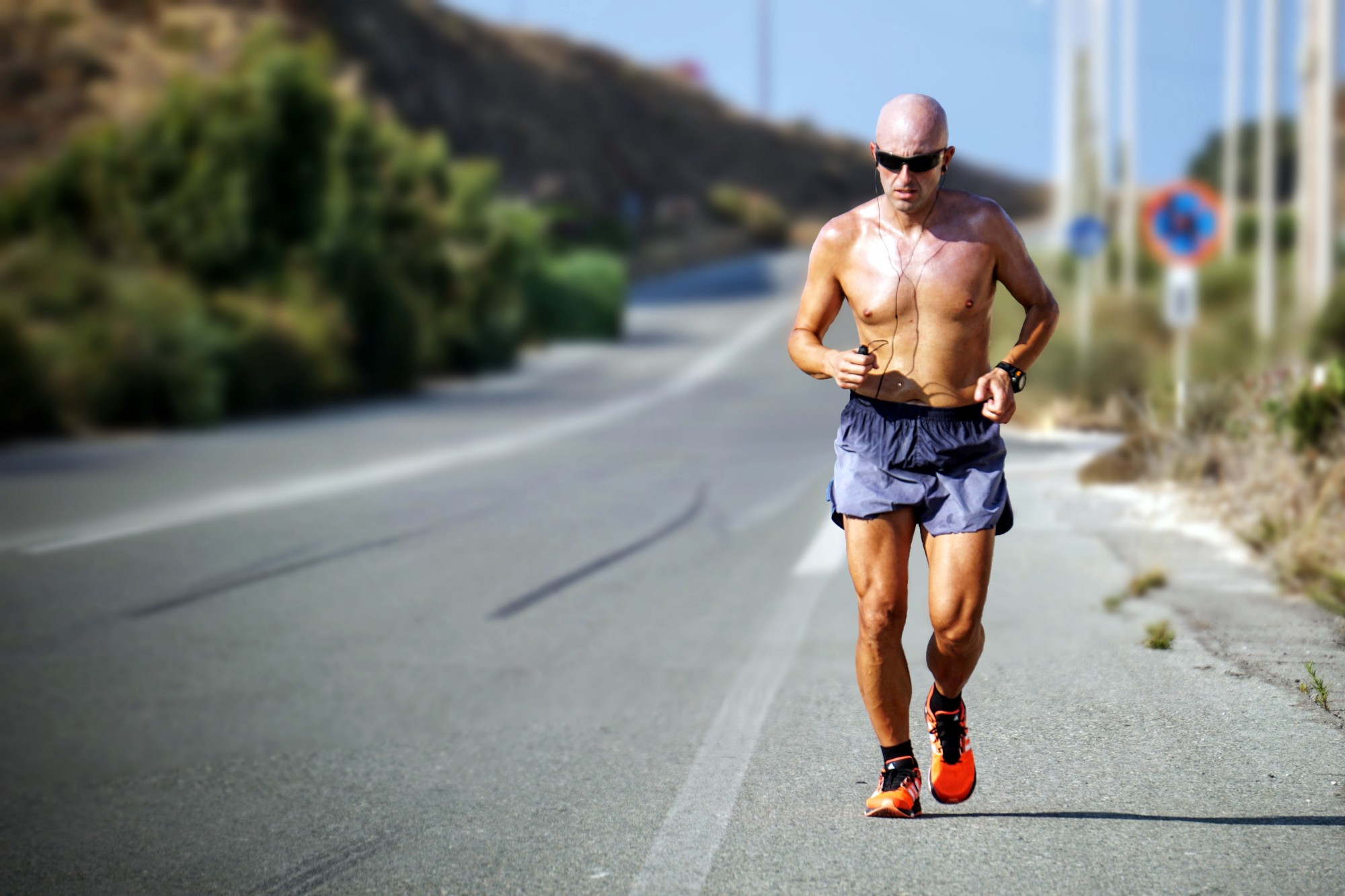 What's the Perfect Amount of Running for Good Health?