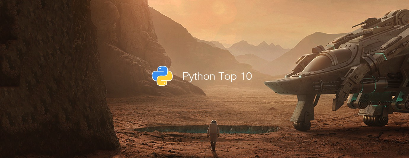 Python Top 10 Articles for the Past Month (v.Oct 2018)