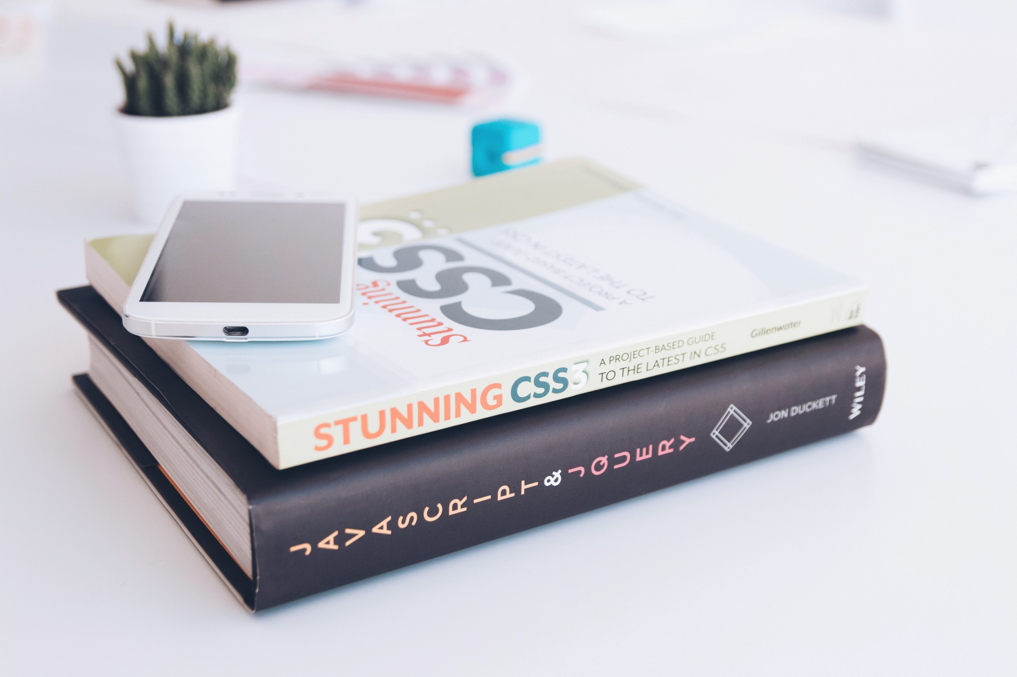 5 book recommendations for developers