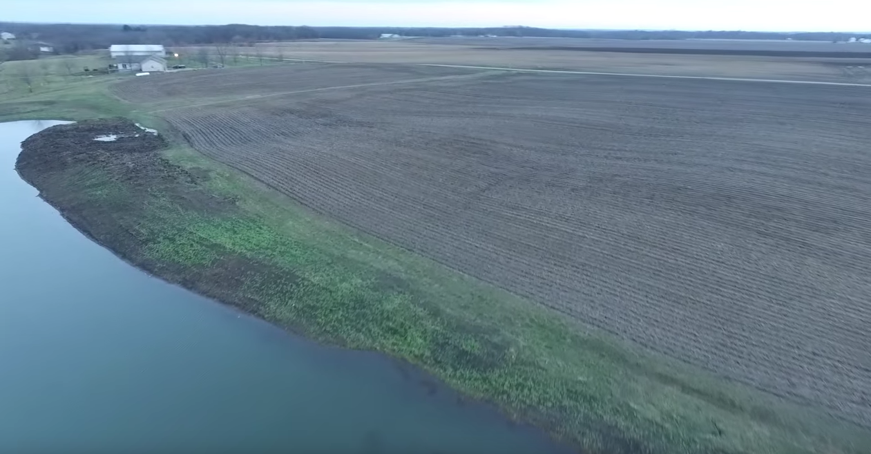 sam then bought two dji phantom 3 pros and got started in the fall by mapping more than acres of bare field