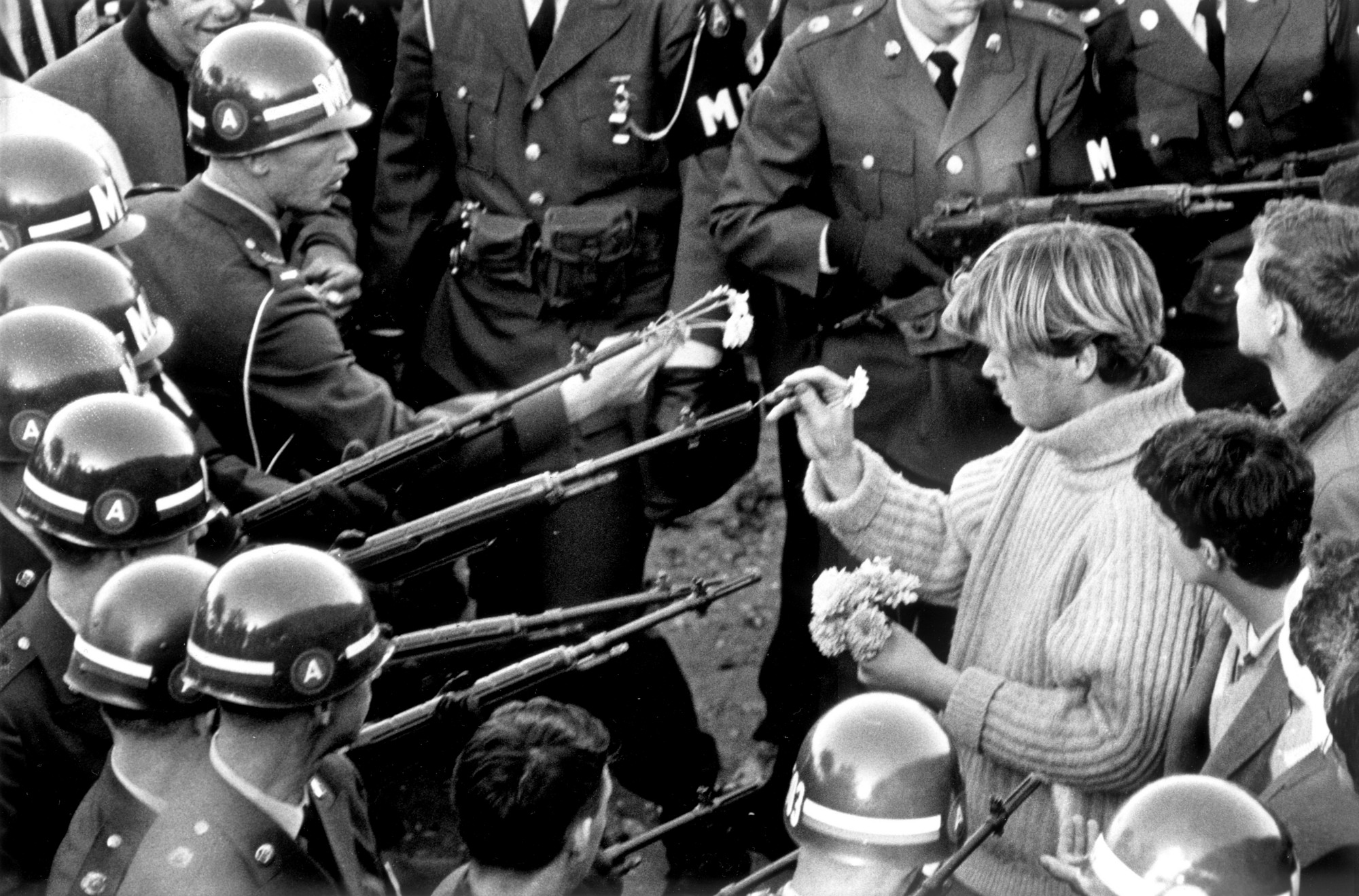 10 of the most iconic protest photos Timeline