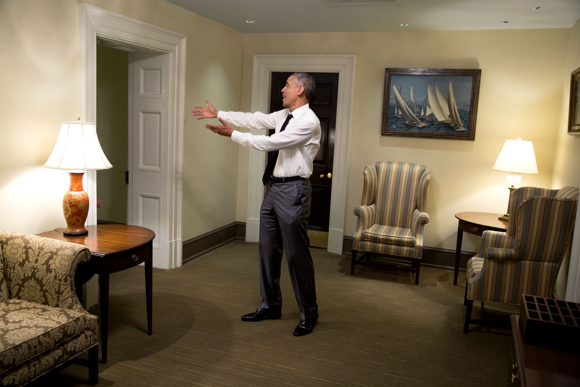 Behind the Lens 2015 Year in Photographs The Obama White House