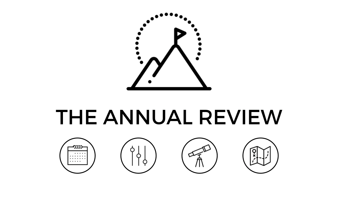 How to Run Your Own Annual Review — Steemit