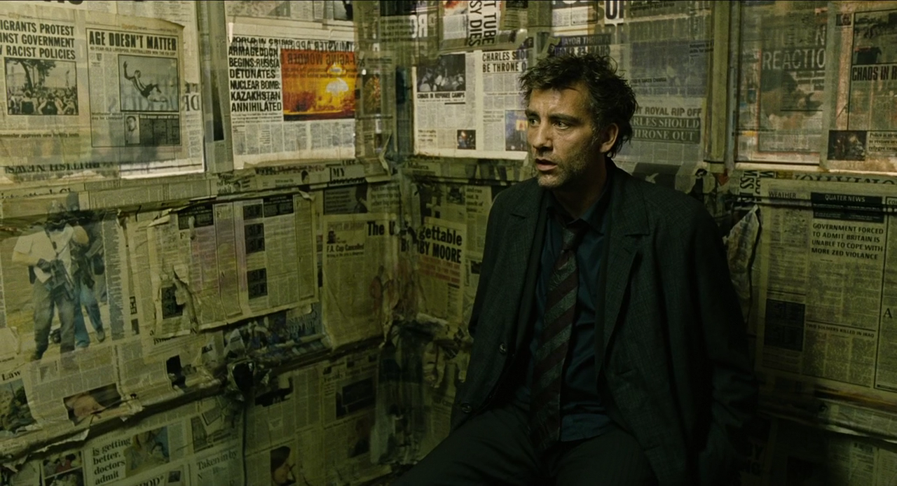 the issues of our contemporary world in children of men a film by alfonso cuaron James's the children of men, alfonso cuarón's film  a world that is radically better than our  the ethical issues related to cloning.