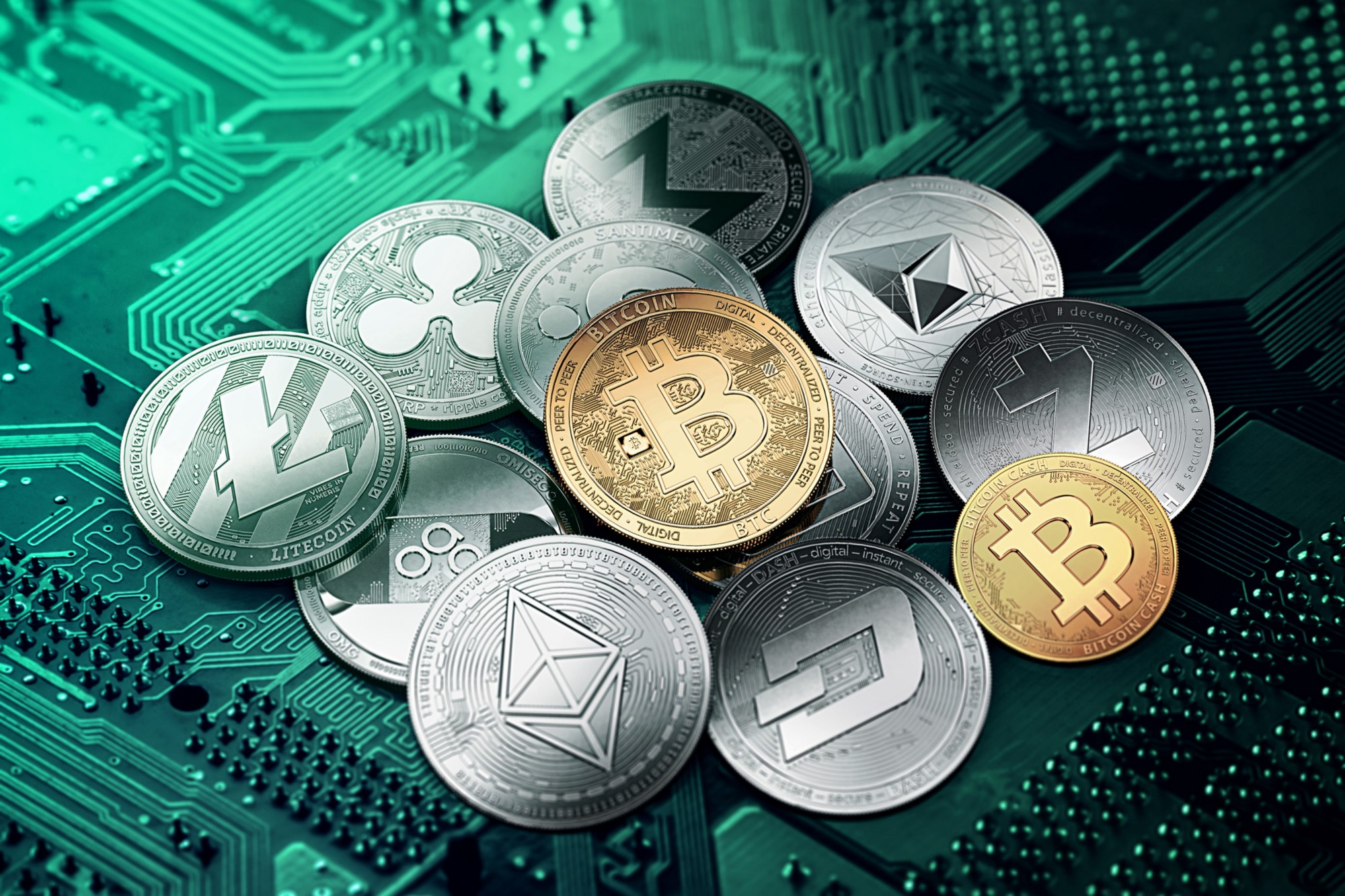 Image result for Cryptocurrency investment